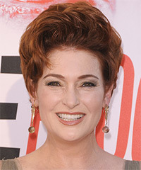 Carolyn Hennesy Hairstyle - click to view hairstyle information
