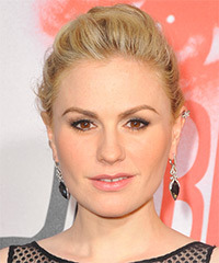 Anna Paquin - Updo Long Straight