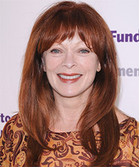 Frances Fisher - Long Straight
