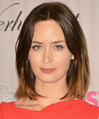 Emily Blunt Hairstyle - click to view hairstyle information