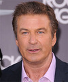 Alec Baldwin Hairstyles