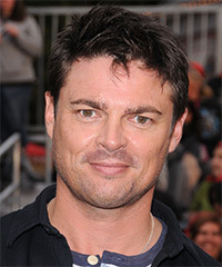 Karl Urban  Hairstyle