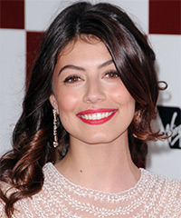Alessandra Mastronardi Hairstyle