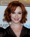 Christina Hendricks - Curly