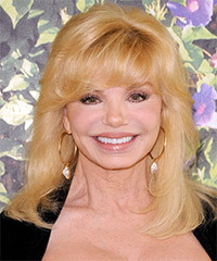 Loni Anderson Hairstyle - click to view hairstyle information