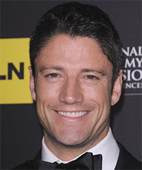 James Scott Hairstyle