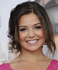 Danielle campbell - Curly