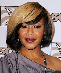 Erica Monique Atkins-Campbell Hairstyle