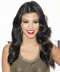 Kourtney Kardashian - Wavy