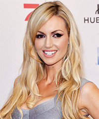 Rosanna Davison Hairstyle - click to view hairstyle information