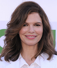 Jeanne Tripplehorn Hairstyle