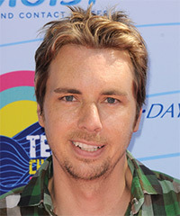 Dax Shepard Hairstyle - click to view hairstyle information