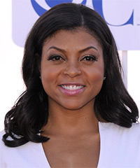 Taraji P.Henson Medium Straight Casual