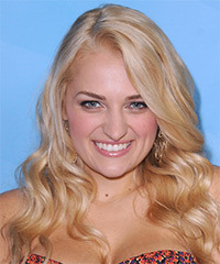 Ali Stroker Hairstyle - click to view hairstyle information