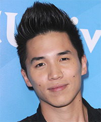 Abraham Lim Hairstyle - click to view hairstyle information