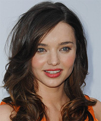 Miranda Kerr Hairstyle - click to view hairstyle information