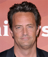 Matthew Perry Hairstyle - click to view hairstyle information