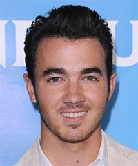 Kevin Jonas Hairstyle - click to view hairstyle information