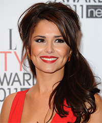 Cheryl Cole - Half Up Long