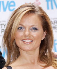 Geri Halliwell Hairstyle - click to view hairstyle information