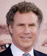 Will Ferrell - Curly