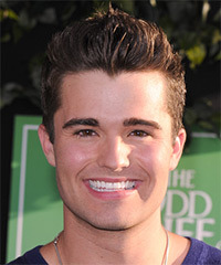 Spencer Boldman Hairstyle