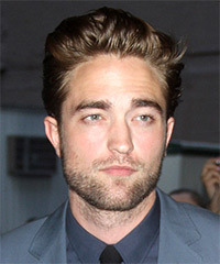 Robert Pattinson Hairstyle