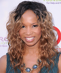 Elise Neal Hairstyle