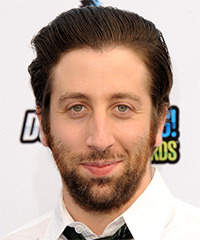 Simon Helberg Hairstyle - click to view hairstyle information