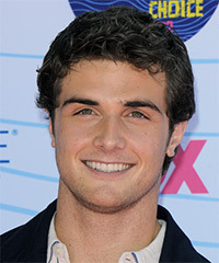 Beau Mirchoff Hairstyle - click to view hairstyle information