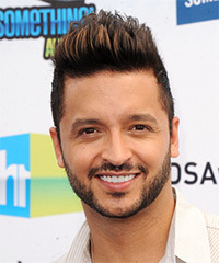 Jai Rodriguez Hairstyle - click to view hairstyle information