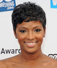 Ariane Davis Hairstyle - click to view hairstyle information