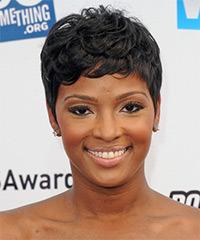 Ariane Davis Hairstyle