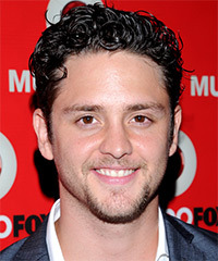 Christopher Von Uckermann Hairstyle