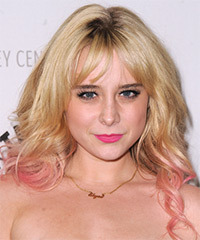 Alessandra Torresani Hairstyle - click to view hairstyle information