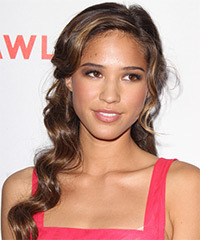 Kelsey Chow Hairstyle