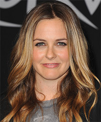 Alicia Silverstone Hairstyle - click to view hairstyle information