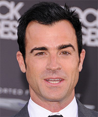 Justin Theroux Hairstyle - click to view hairstyle information