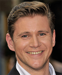 Allen Leech Hairstyle - click to view hairstyle information