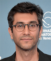 Ramin Bahrani Hairstyle - click to view hairstyle information