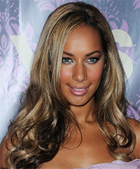 Leona Lewis Hairstyle - click to view hairstyle information