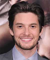 Ben Barnes Hairstyle - click to view hairstyle information
