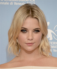 Ashley Benson Hairstyle - click to view hairstyle information
