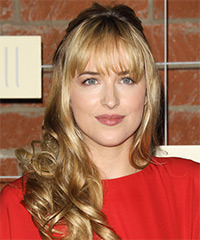 Dakota Johnson Hairstyle - click to view hairstyle information