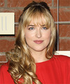 Dakota Johnson Hairstyle