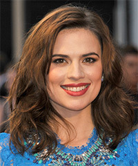 Hayley Atwell - Medium Wavy