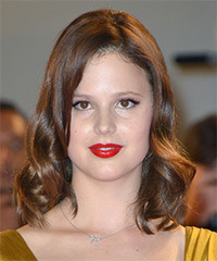 Rachel Korine Hairstyle - click to view hairstyle information