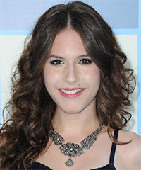 Erin Sanders Long Curly Casual