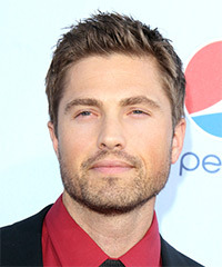 Eric Winter Hairstyle - click to view hairstyle information