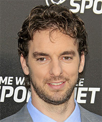 Pau Gasol Hairstyle - click to view hairstyle information